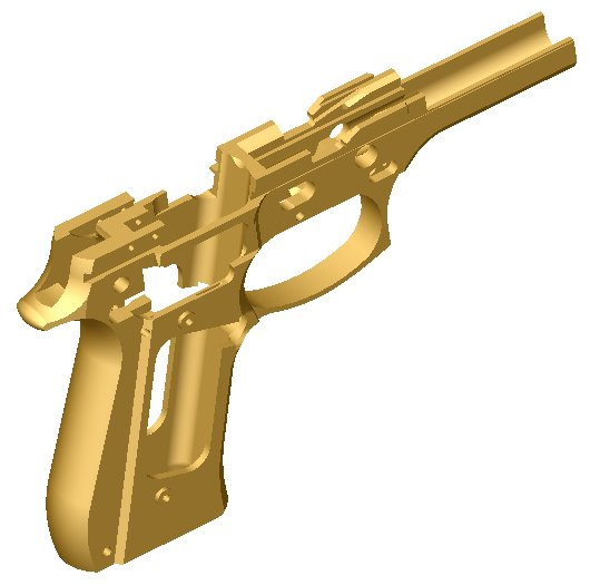 cnc guns | CNC and DIY 3D Printing
